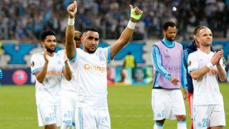 Payet agradece a la afición tras vencer al Salzburgo