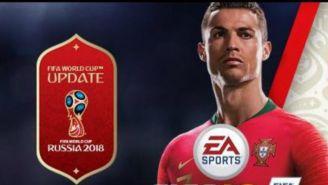 Anuncio de la fecha de lanzamiento del World Cup Russia 2018