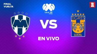Rayadas recibe a Tigres en la Final de Vuelta de la Liga MX Femenil