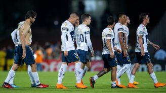 Pumas lamenta derrota frente al América