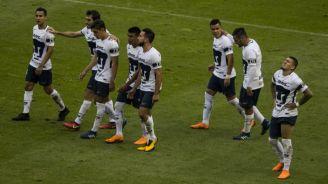 Pumas se lamenta después del partido