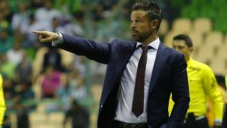 Rafa Puente Jr. dirige un duelo en Liga MX