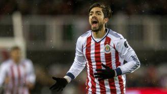 Pizarro lanza un grito en un juego de Chivas
