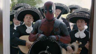 Deadpool le llevó mariachi a David Beckham