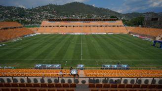 Estadio Tecnológico de Oaxaca durante la Final de Ascenso