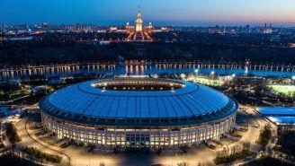 Así luce Luzhniki, en la capital de Rusia