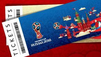 Así lucen los boletos para la Copa del Mundo