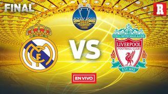 Real Madrid y Liverpool se miden en la Gran Final de Champions
