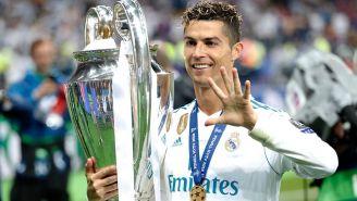 Cristiano Ronaldo celebra su quinta Champions League