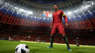 Cristiano Ronaldo es la figura de FIFA 18