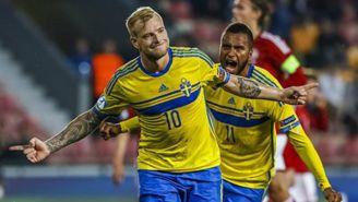 Guidetti celebra anotación con Suecia