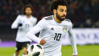 Salah disputa un duelo con Egipto