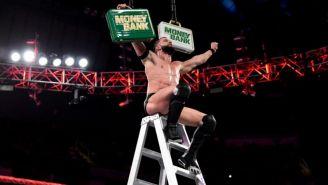 Finn Bálor durante Monay Night RAW
