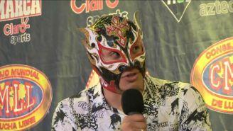 Rey Fénix en el CMLL Informa