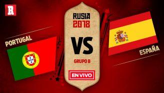 Portugal y España se miden en primer juego del Grupo B