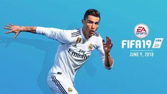 Cristiano Ronaldo es la imagen de FIFA 19