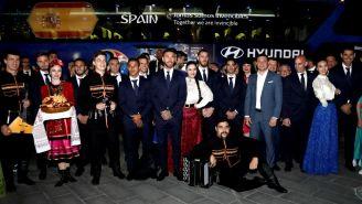 España, presente en Rusia 2018