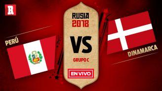 Perú se mide a Dinamarca en el Grupo C