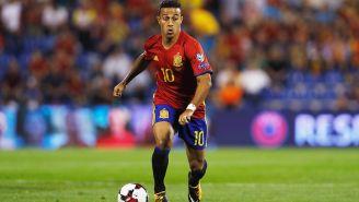 Thiago portará la '10' con España en la Copa del Mundo