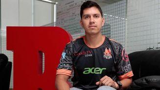 Juan René Serrano está listo para su aventura en los esports