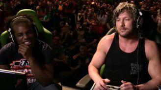 Woods y Omega se enfrentan en torneo de videojuegos