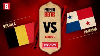 Bélgica se mide Panamá, en el primer juego del Grupo G