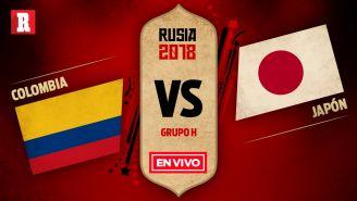 Colombia se mide a Japón en el Grupo H
