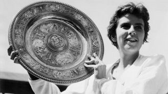 Bueno, primera mujer no estadounidense en ganar Wimbledon