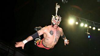Rey Fénix vuela en la Arena México