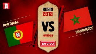 Portugal se mide a Marruecos en el juego 2 del Grupo B