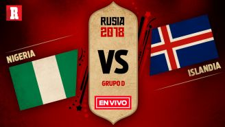 Nigeria se enfrenta a Islandia en el Grupo D
