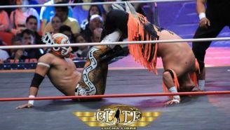 Función de Lucha Libre Liga Elite en Arena México