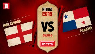 Inglaterra se mide a Panamá en el Grupo G