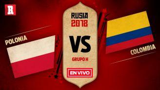 Polonia se mide a Colombia en el Grupo H