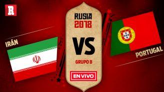 EN VIVO y EN DIRECTO: Irán vs Portugal