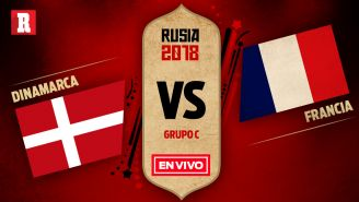 EN VIVO y EN DIRECTO: Dinamarca vs Francia