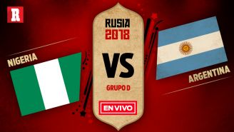EN VIVO y EN DIRECTO: Nigeria vs Argentina