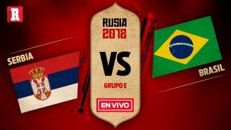 EN VIVO y EN DIRECTO: Serbia vs Brasil