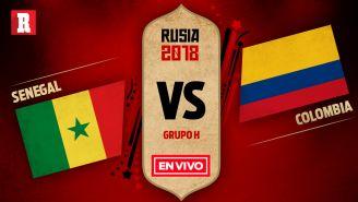 EN VIVO y EN DIRECTO: Senegal vs Colombia