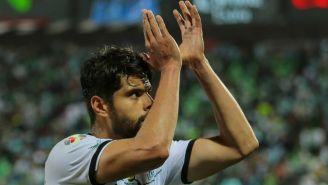 Araujo agradece a la afición de Santos Laguna