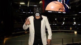 Pentagón Jr. en la Arena Ciudad de México