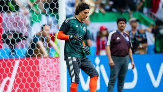Ochoa calienta para el juego del Alemania vs México en Ruisia 2018