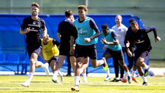 Dele Ali encabeza la práctica de Inglaterra previo a debut en Rusia 2018