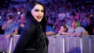 Paige en SmackDown Live