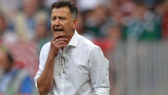 Juan Carlos Osorio analiza el juego entre México y Alemania