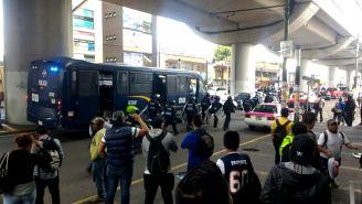Balacera en Av. Tláhuac deja cuatro muertos