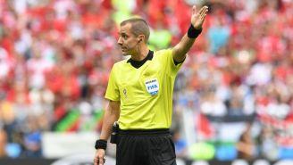 Mark Geiger, árbitro del Portugal vs Marruecos en Rusia 2018