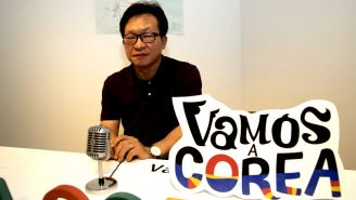 Kijin Son, primer secretario de cultura de la embajada de Corea del Sur en México