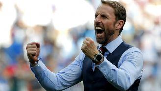 Gareth Southgate festeja goleada de Inglaterra vs Panamá