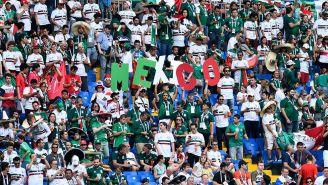 Aficionados mexicanos, en juego contra Corea